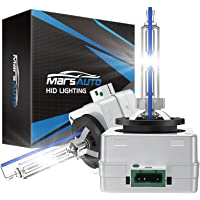 $42 » Marsauto D3S HID Headlight Bulbs, 6000K Cold White, Xenon Replacement Bulb, 5 Years…