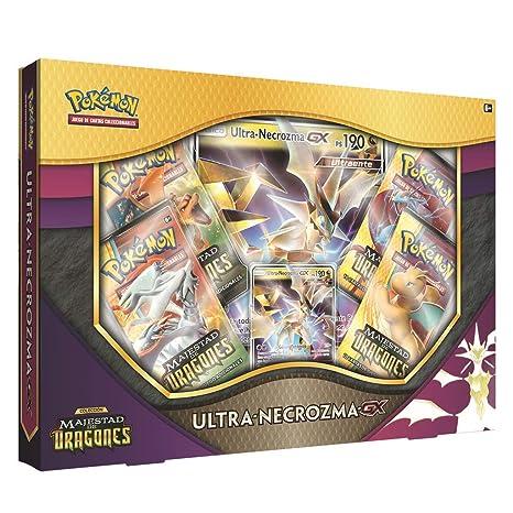 Amazon.com: The Pokémon Company Collection Ultra-Necrozma-GX ...