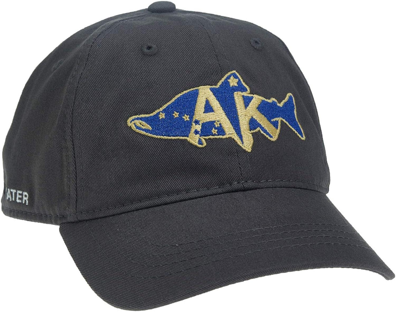 RepYourWater Alaska Hat Gray