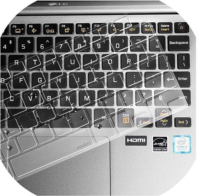 Membrana del Teclado Laptop TPU Keyboard Cover Skin Protector ...
