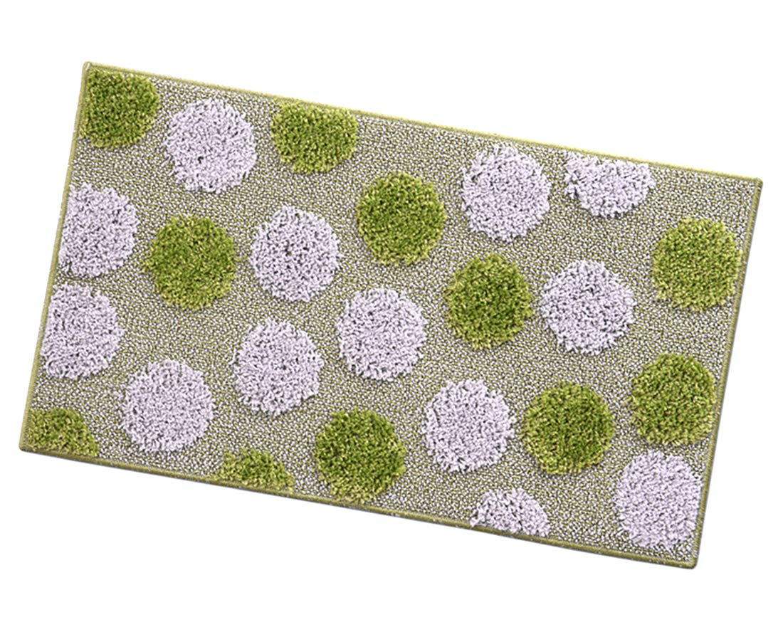 Tappeto bagno parure set 3 pezzi fondo antiscivolo tappeti moderni