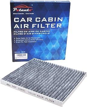 Active Carbon Premium Air Cabin Filter for KIA 2005-2010 Sportage