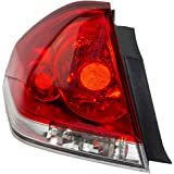 Drivers Taillight Tail Lamp Lens Replacement for Chevrolet 25971597