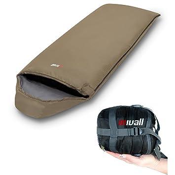 Mivall Patrol Deckenschlafsack Ultraleicht Mit Kleinstem Packmaß