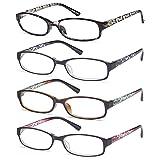 Gamma Ray Women's Reading Glasses 4 Print Ladies