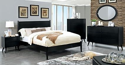 Amazon Com Carefree Home Furnishings Lennart Mid Century Modern