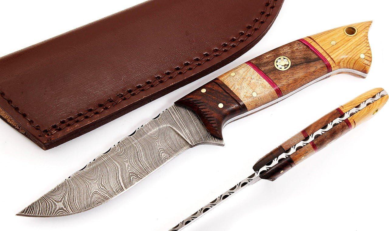 Master Cutlery M-Tech Rainbow 5-Inch Folder Knife with 3.5mm Plain Blade, Pink Blue