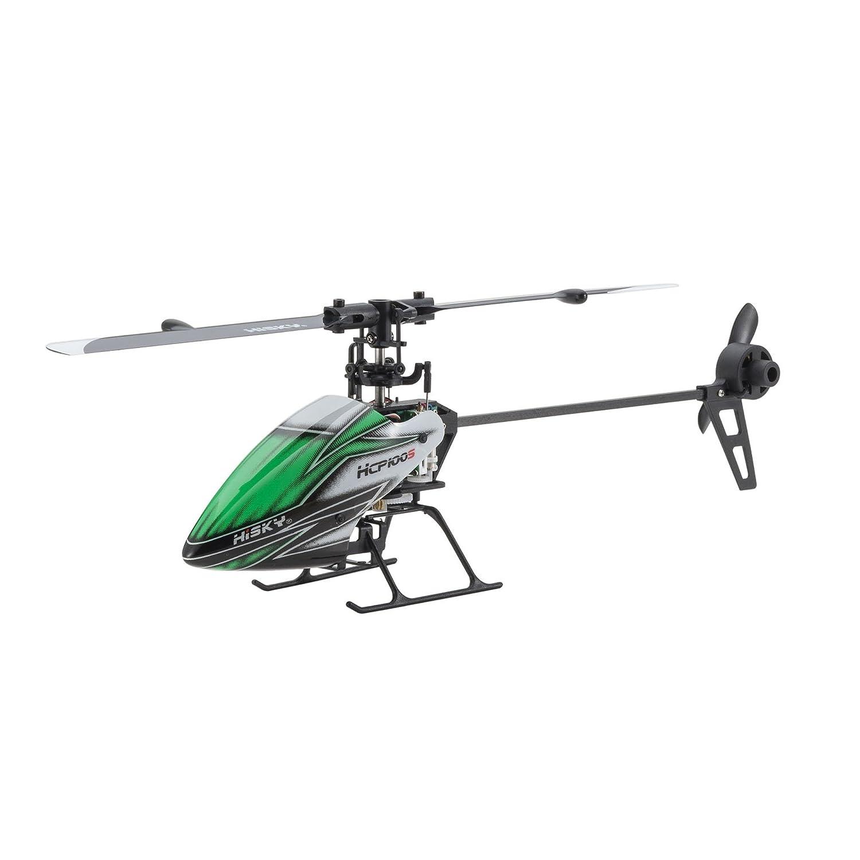 京商 電動インドアヘリシリーズ HCP100S H-6K送信機付 ラジコンセット 20025 B00YMIUWD6