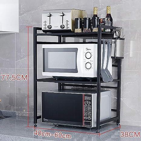 Amazon.com: Estante de cocina de acero inoxidable para horno ...