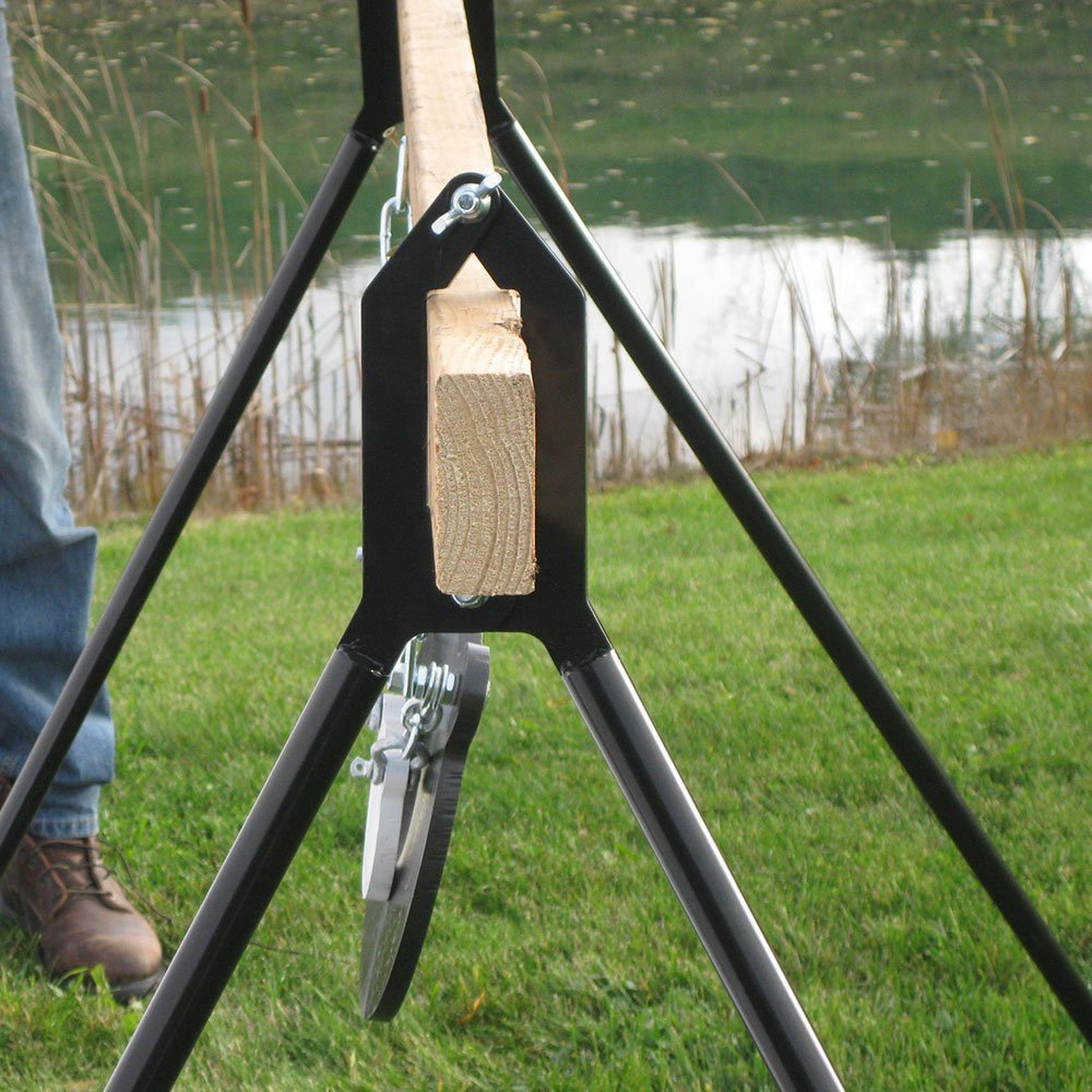 Amazon.com : Steel Target Stand for AR500 Targets and Gongs - Folding Metal Legs For Easy Transport : Hunting Targets And Accessories : Sports & Outdoors