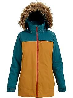 Amazon.com: Burton Gloria - Pantalón de nieve para mujer ...