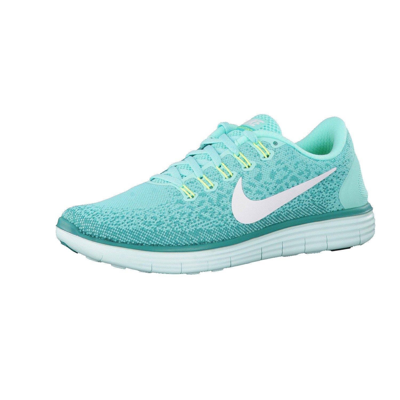 b609229e1845 Galleon - Nike Womens Free Rn Distance Running Shoe In Hyper Turquoise Hyper  Jade Rio Teal 7 B(M) US