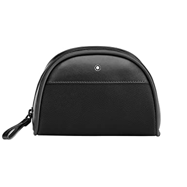 bd31b4a2737e Image Unavailable. Image not available for. Color  Montblanc 116780  Nightflight Vanity bag ...