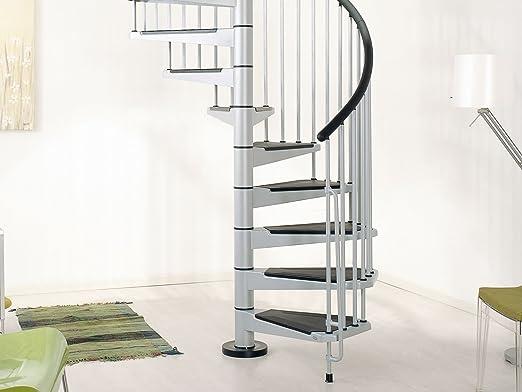 Escalera de colimaçon CIVIK Fontanot de acero: Amazon.es: Bricolaje y herramientas