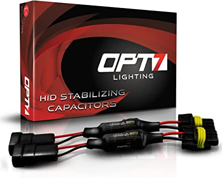 OPT7 HID Light Canbus Kit 9005 6000k