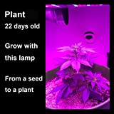 Osunby LED Grow Light, 150W Dimmable Growing Lamp