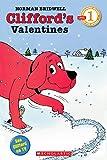 (进口原版) 大红狗克利弗德系列 Clifford's Valentines(两种封面 随机发货)