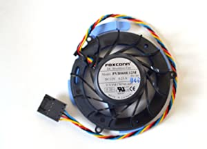 Dell New Genuine OEM Optiplex 740 745 755 760 Desktop SFF Small Form Factor HD Hard Drive Internal Cool Forcecon Model PVB060E12M 12V 0.5A Cooling NJ793 TJ160 CM740-A00 Fan NY290