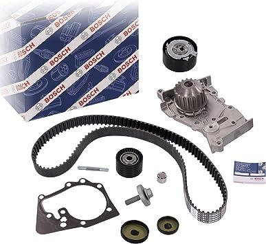 Amazon.com: BOSCH Water Pump & Timing Belt Kit compatible with Renault  DACIA NISSAN II Box III 97-15: AutomotiveAmazon.com
