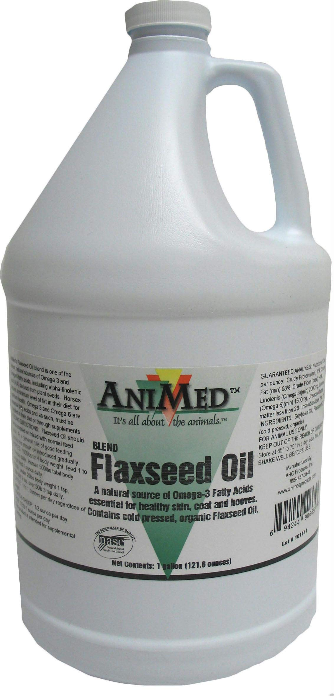 AniMed FSO Flax Seed Oil by AniMed
