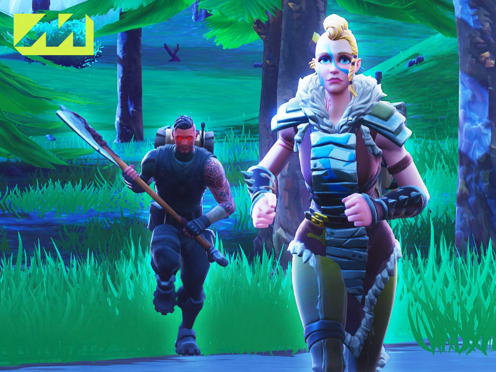 Amazon.com: Clip: Fortnite Playground Funny Moments (Sigils ...