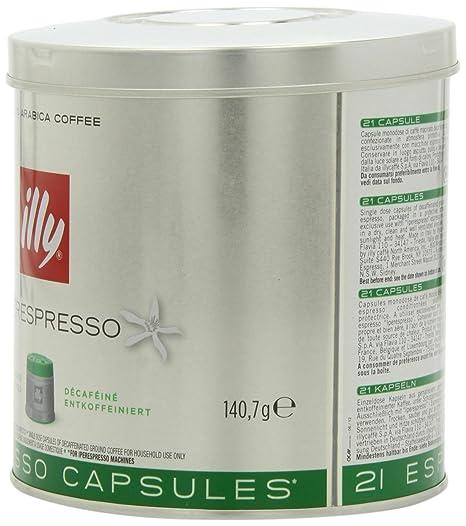Amazon.com : Illy Caffe Lungo Iperespresso Medium Roast, 21 Capsules, 6 Count : Grocery & Gourmet Food