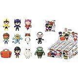 Disney Big Hero 6 3D Foam Portachiavi Mystery Pack (1 Random)