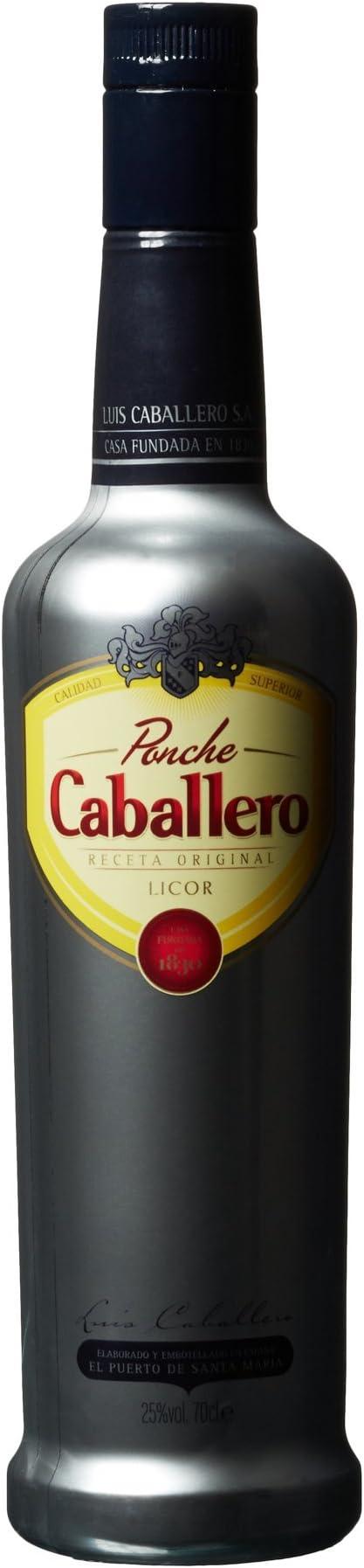 Caballero Ponche - 700 ml: Amazon.es: Alimentación y bebidas