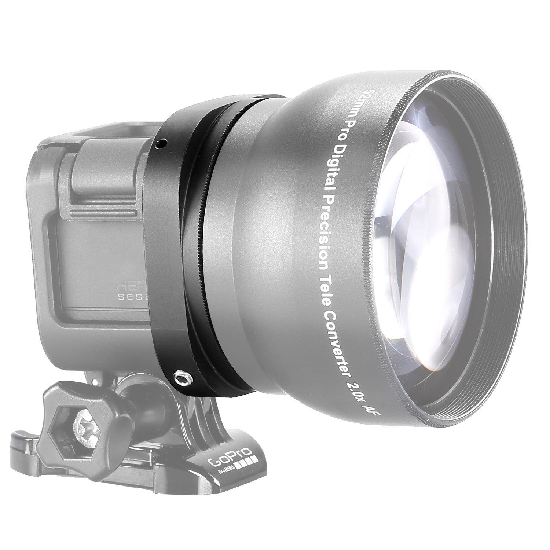 Sunpak Black 46mm Polarizing Filter for Panasonic Lumix DMC-FZ38 FZ35 FZ28 FZ18 Made in Japan