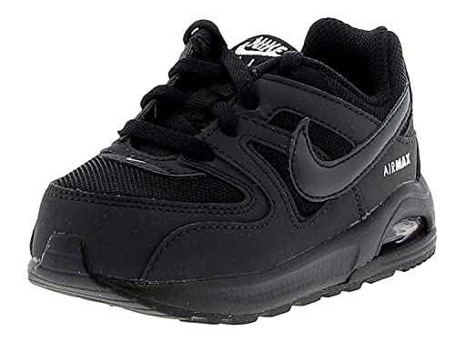 huge selection of 7b985 d4806 Nike Air Max Command Flex (TD), Pantofole Unisex-Bimbi, Nero  (Black Anthracite White 002), 21 EU  Amazon.it  Scarpe e borse