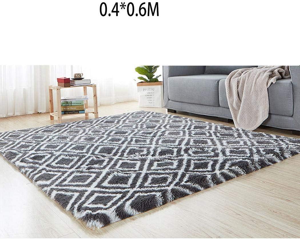 Alittly Anti-Slip Tie Dye Living Room Area Rugs Rectangle Carpet Floor Mat Area Rugs
