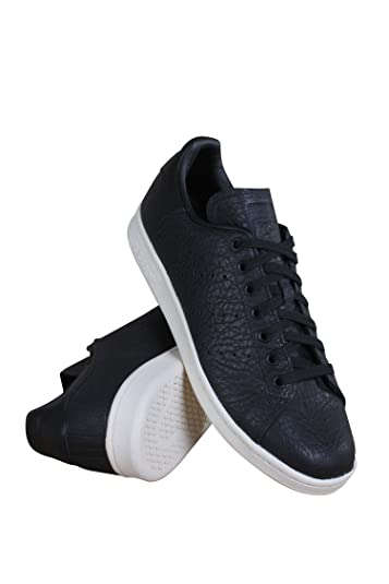 fashionable ADIDAS STAN SMITH BLACK MENS SHOES, adidas