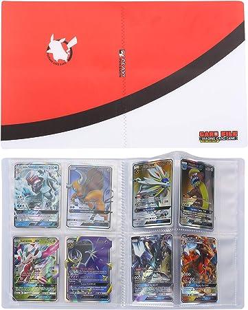 Cuisine Maison Cadeaux Classeur Pour Cartes Album Livre Protection Pikachu Pokemon Cartes Titulaire Pokemon Carte Album Albums De Cartes A Collectionner