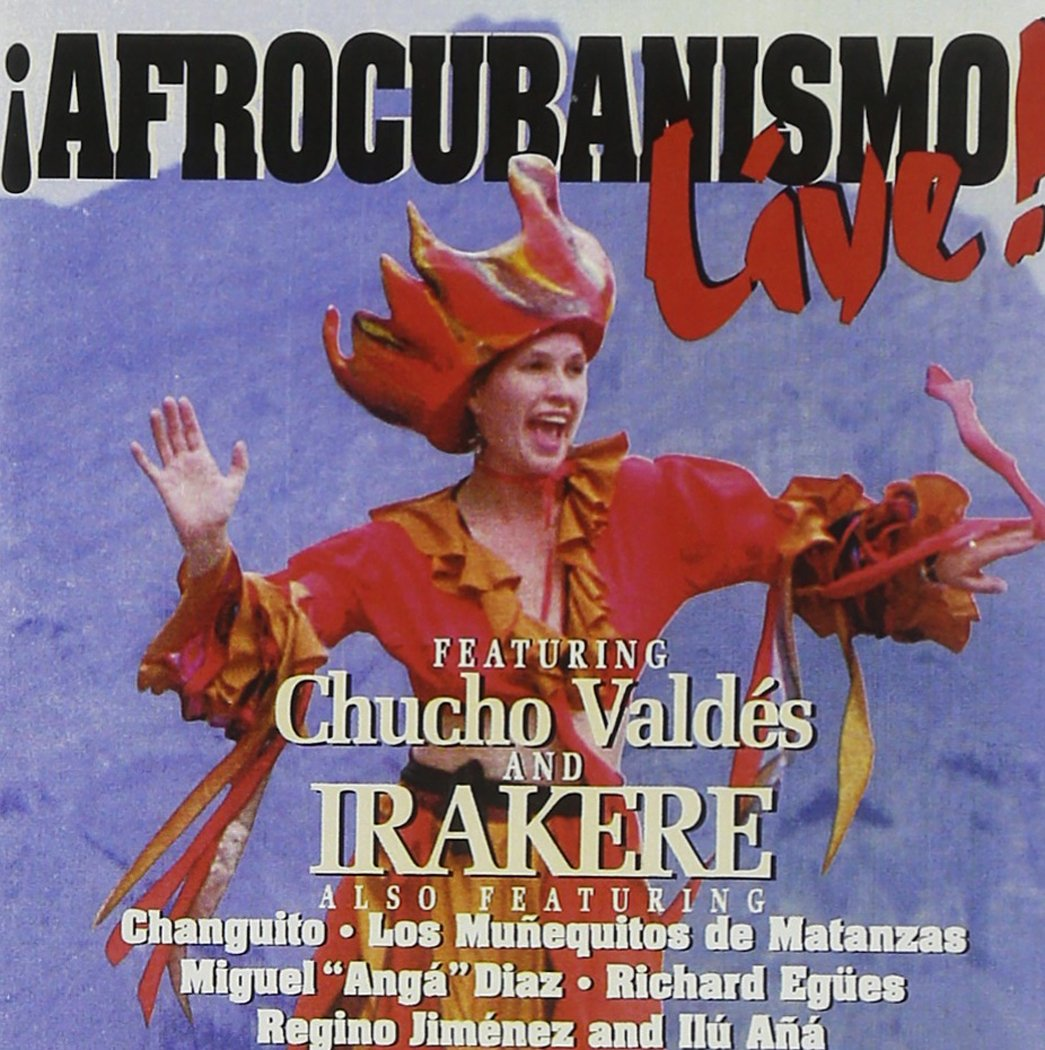 Afrocubanismo Live!