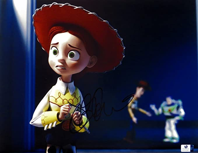 Joan Cusack Signed Autographed 11x14 Photo Toy Story Jessie Gv816343