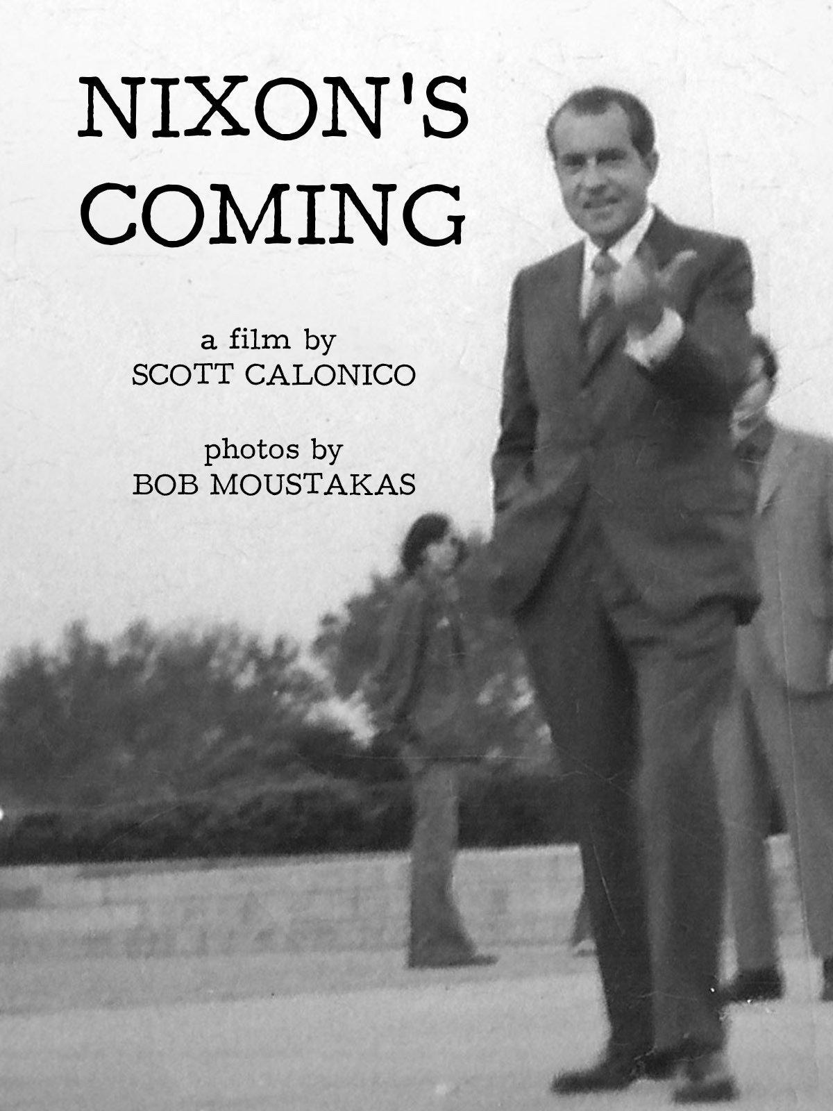 Nixon's Coming on Amazon Prime Video UK