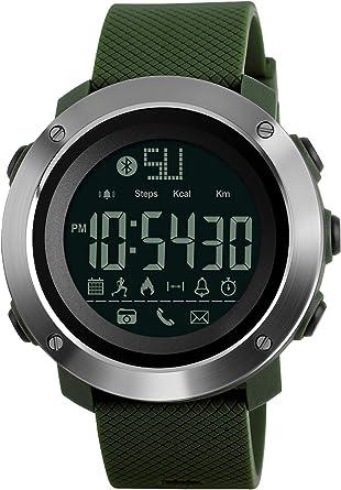 Reloj deportivo contador de calorías podómetro reloj digital ...