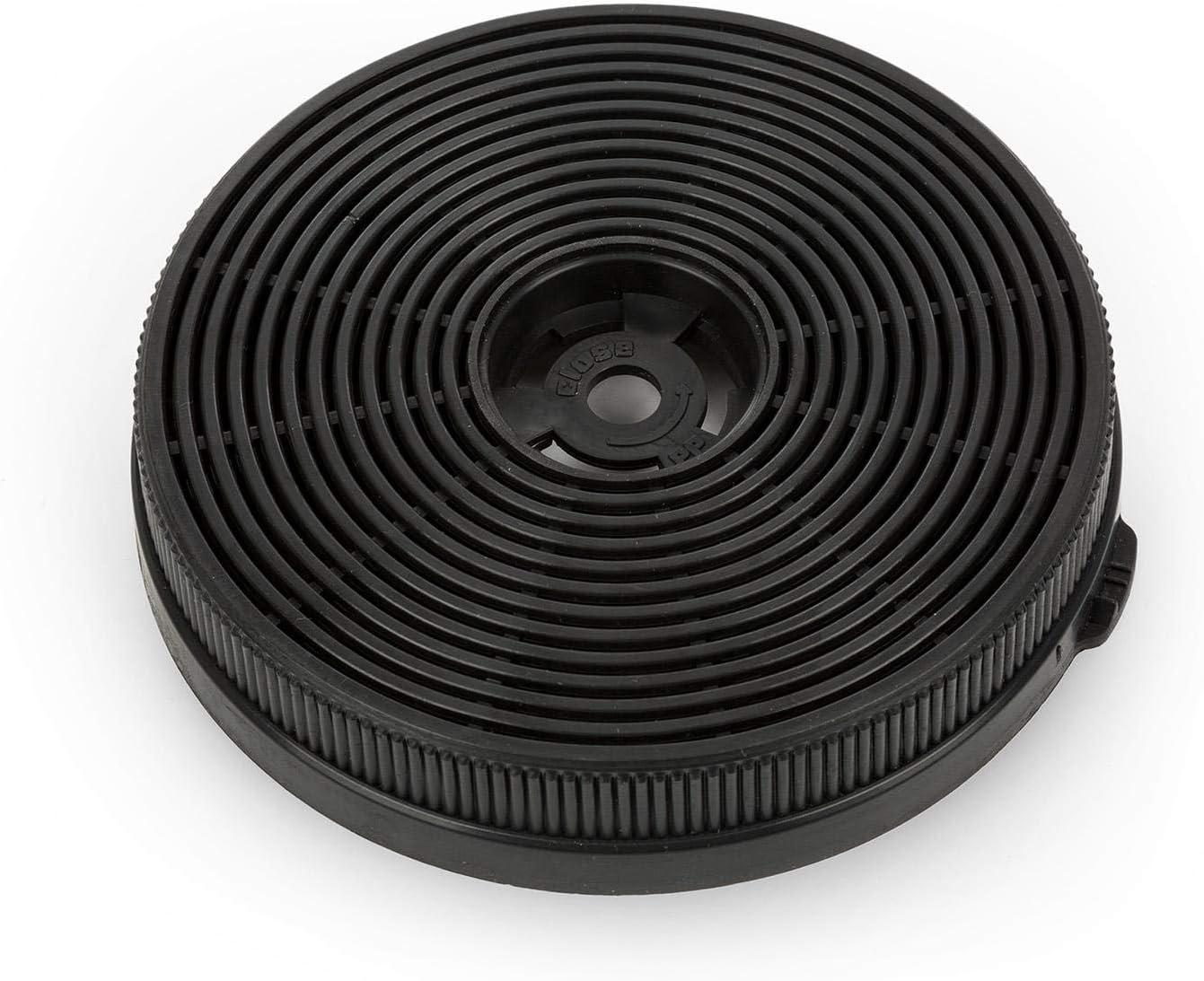 Klarstein UltraClean filtro de carbón activo - Para campana extractora de humos Contempo y Contempo Neo, Accesorio