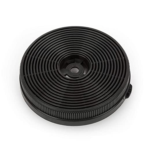 Klarstein UltraClean filtro de carbón activo - Para campana extractora de humos Contempo y Contempo Neo, Accesorio: Amazon.es: Hogar