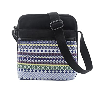 Amazon.com: Girls Purse, Small Crossbody Bag Purse Canvas Travel ...