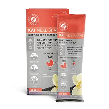 Amazon.com: kai Whey Base Meal Replacement Shake polvo ...
