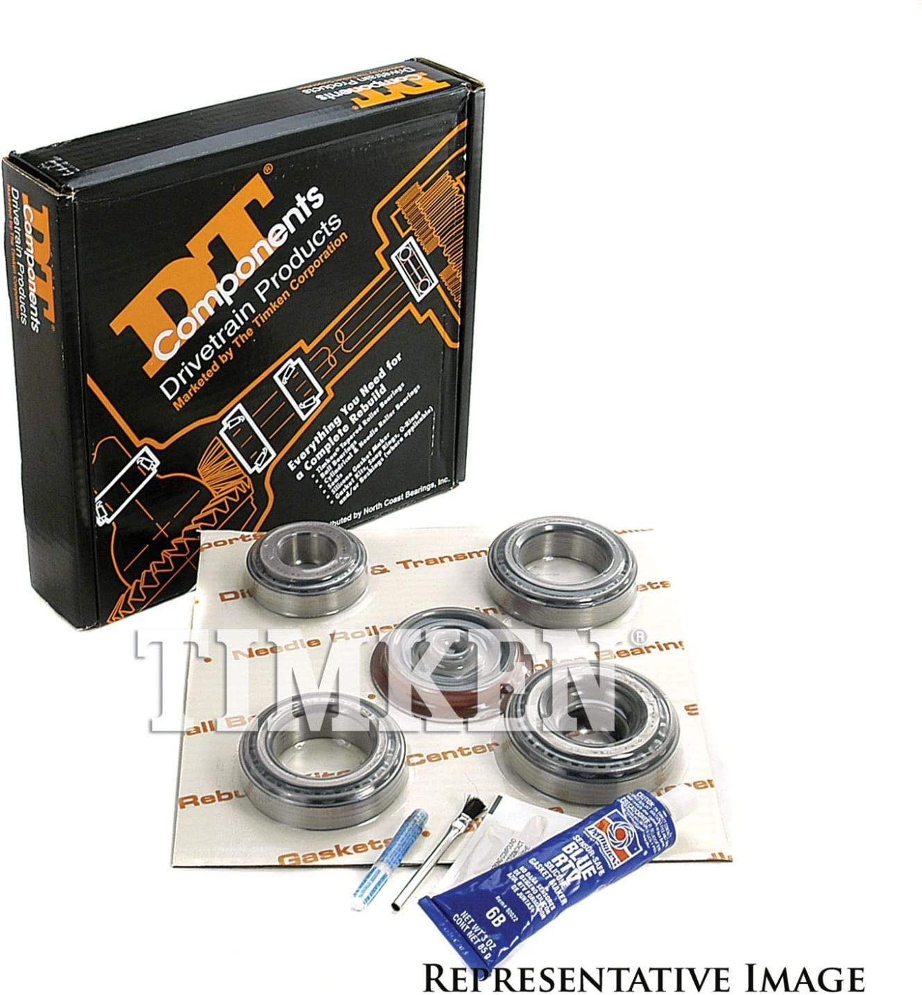 Timken TRKH140 Differential Bearing and Seal Kit
