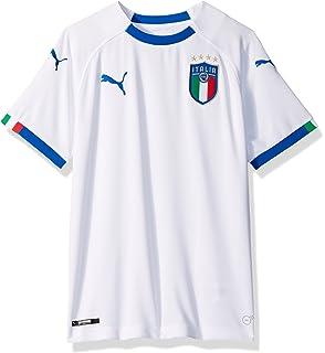 Amazon.com: Puma 2018 – 2019 Italia Away playera de fútbol ...