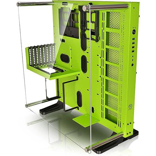 34 opinioni per Thermaltake Core P5 Green Edition