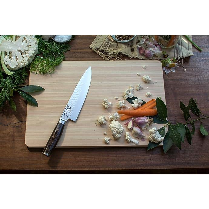 KAI 贝印 旬系列 TDM-0706 大马士革钢厨师刀 20cm 镇店之宝¥905 中亚Prime会员免运费直邮到手¥1002
