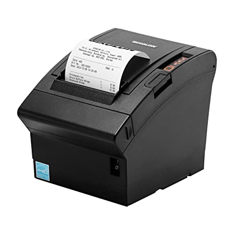 Bixolon SRP-380 Direct Thermal POS Printer 180 x 180 dpi - Terminal de Punto de Venta (Direct Thermal, POS Printer, 350 mm/Sec, 180 x 180 dpi, 7.2 cm, ...