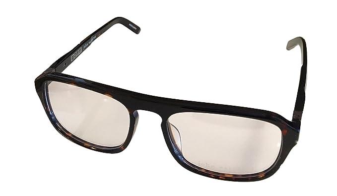 ee311369efa John Varvatos Men s Prescription Eyeglasses - V362 UF Tortoise - 55 18 145