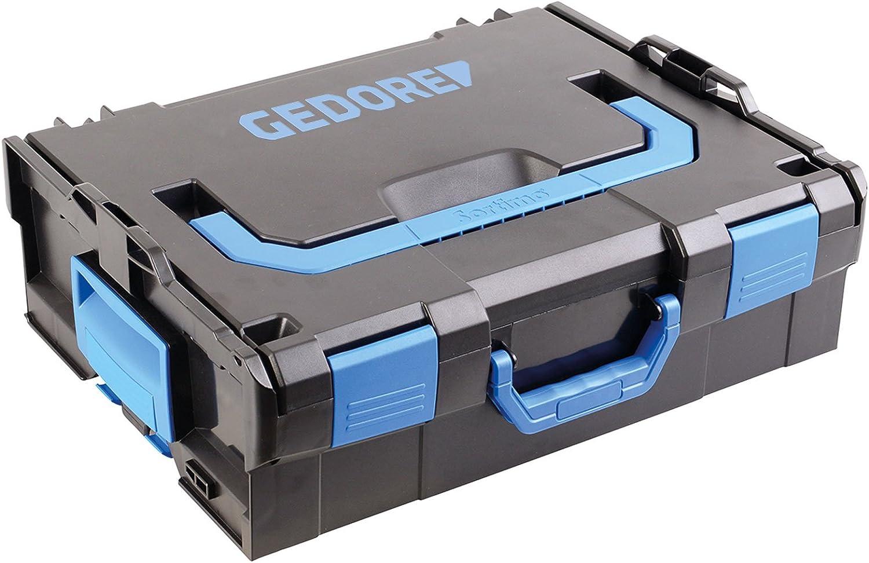 GEDORE 1100-BASIC Surtido profesional en caja L-BOXX 136