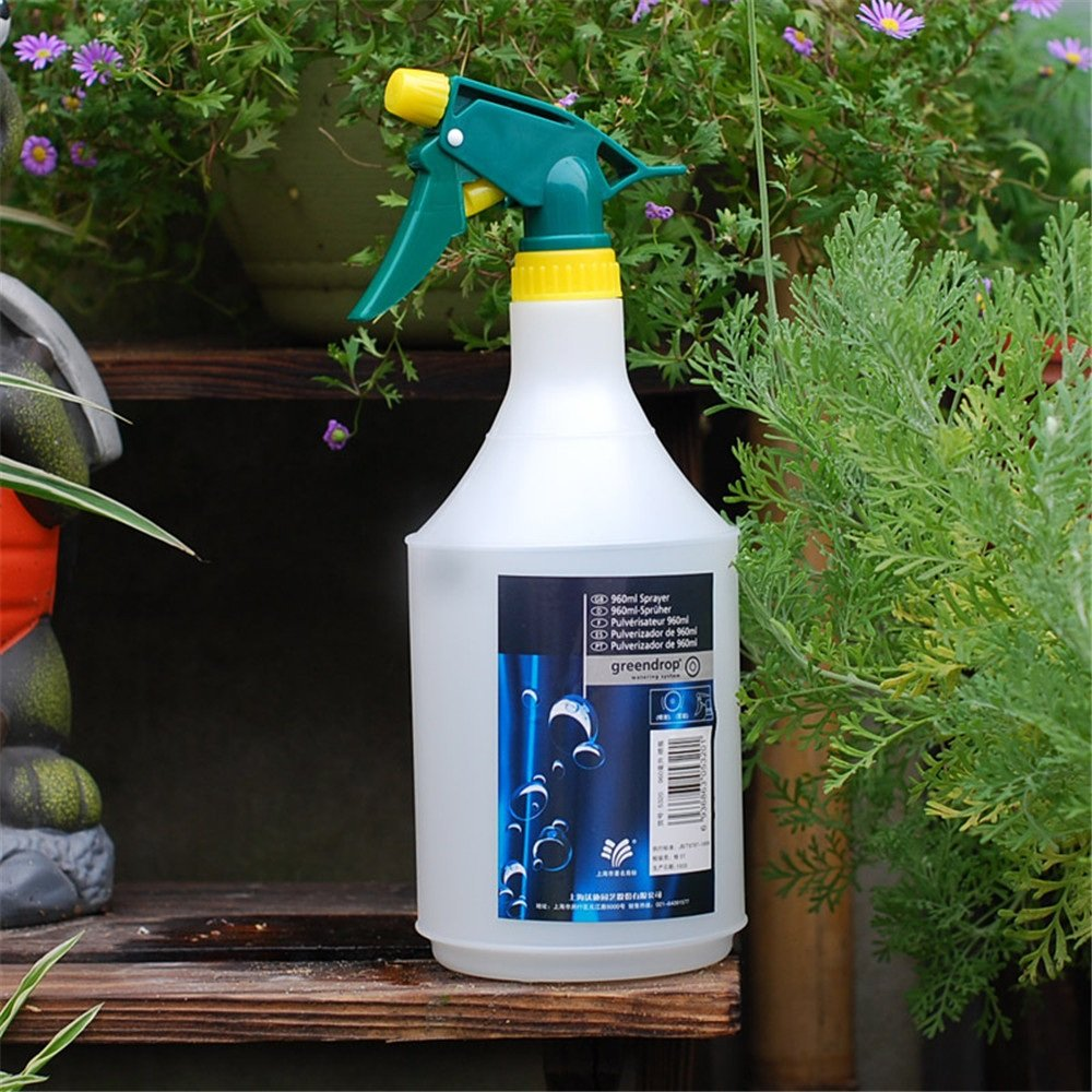 Herramientas de Agua para jardinería El jardín de la Lata de riego ...