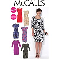 McCall's Patrones de Costura para MC7085 E5 tamaños